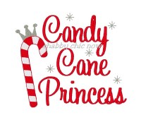 Candy Cane Princess