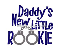 Daddy's New Little Rookie