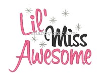 Lil' Miss Awesome