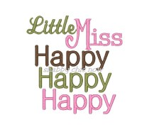 Little Miss Happy Happy Happy