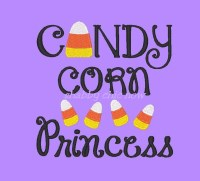 CANDY CORN Princess