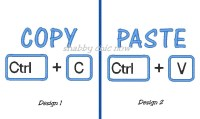 Copy and Paste Applique