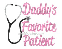 Daddy's Favorite Patient