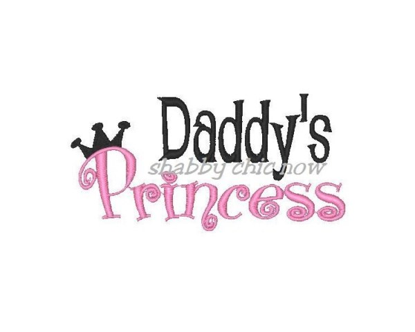 Princess Embroidery Designs