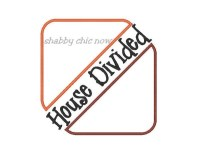 House Divided Applique