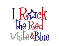 I Rock the Red, White & Blue