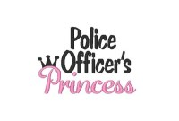 Police Officer's Princess
